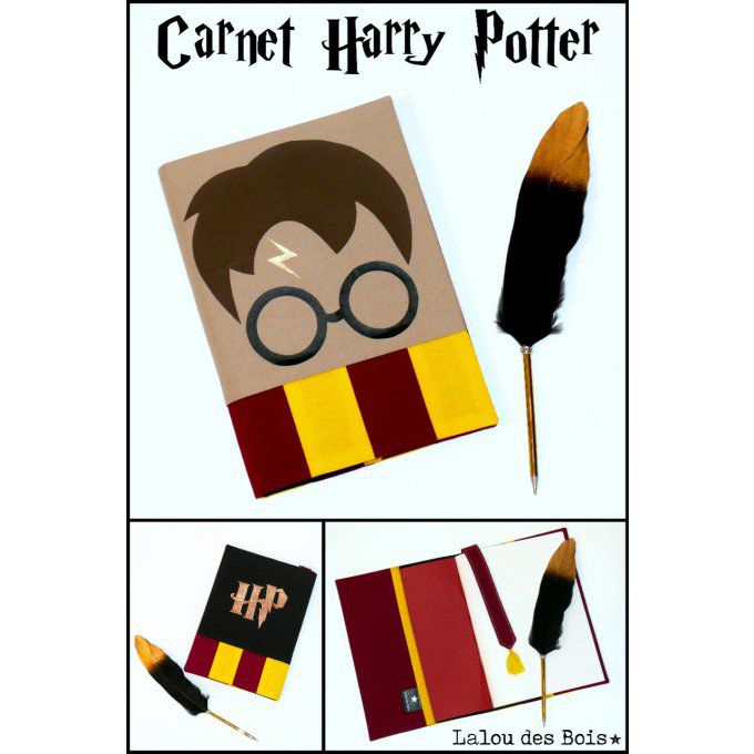 Le carnet Harry Potter