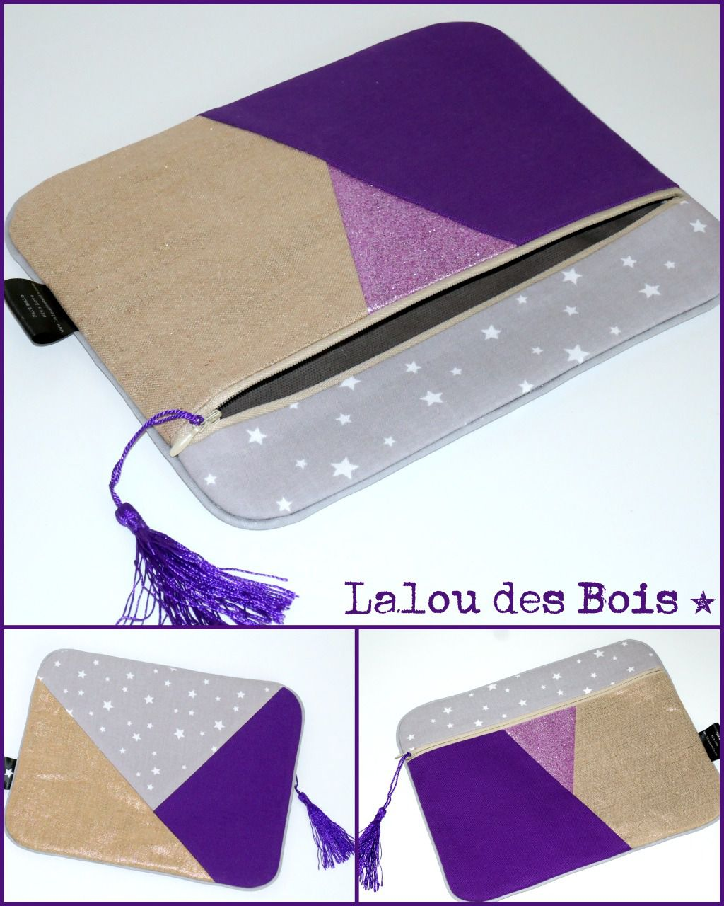 Pochette GM Purple