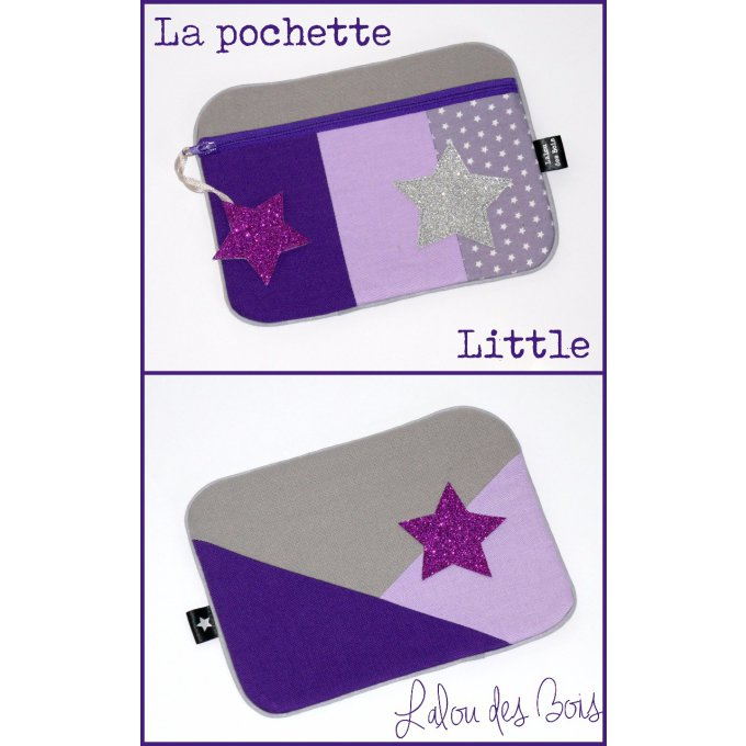 Pochette PM Purple